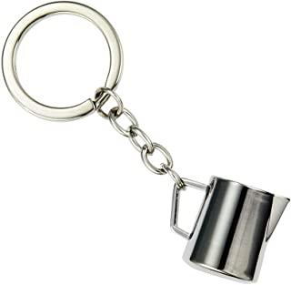 青芳(Aoyoshi) 钥匙扣 银色 1.9×7×9cm(外寸) 511929