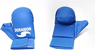 Dorawon Osaka Junior Karate 带拇指手套