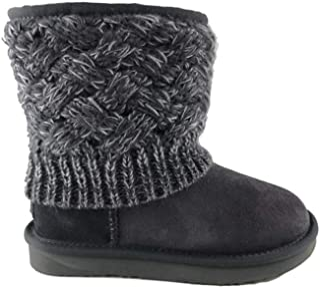 Australia Luxe Collective 中性儿童羊皮靴