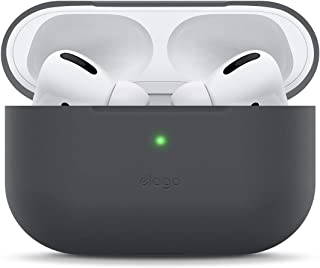 elago AirPods Pro 超薄手机壳 - 超薄,全机身保护,兼容苹果 AirPods Pro【经装配测试】EAPPSM-BA-DGY