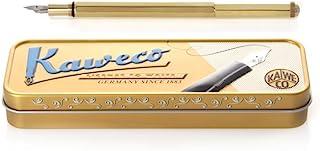 Kaweco SPECIAL 专业系列 钢笔 黄铜 F尖