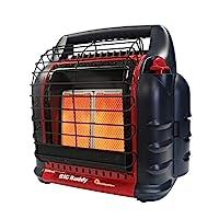 Mr. Heater Corporation MH18B 便攜式丙烷加熱器,紅色