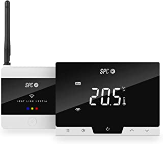 Hestia:无线温控器,通过 SPC IoT App、Amazon Alexa、Google Assistant 进行智能控制加热