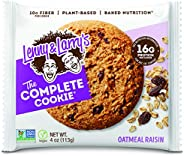 Lenny & Larry's The Complete 曲奇,花生酱巧克力片 Oatmeal Rasin