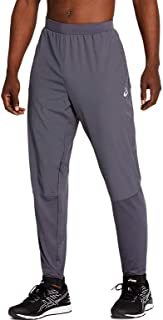 ASICS 男式混合裤子跑步服装