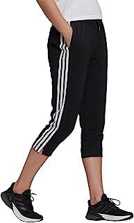 adidas 阿迪达斯 女士长裤 3 条纹 34