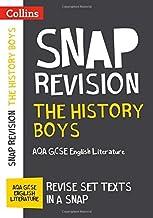 The History Boys: AQA GCSE 9-1 English Literature Text Guide: For the 2020 Autumn & 2021 Summer Exams (Collins GCSE Grade ...