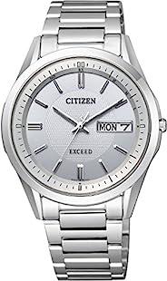 Citizen 西铁城腕表 Exceed 光动能电波手表 at6030–60A 男款