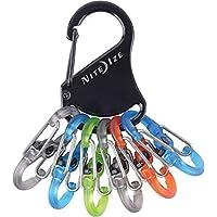 keyrack locker s-biner Micro 钥匙扣