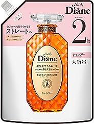 Moist Diane perfect beauty 洗发水 拉直发部 水果&莓子香味 替换装 大容量 6