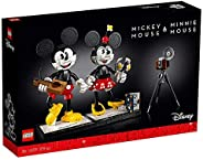 LEGO 乐高 米奇和米妮老鼠套装,43179