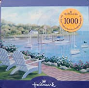 1000pc. Hallmark Puzzle Tin Lazy Afternoon on the Bay