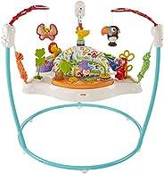 Fisher-Price 费雪 动物雨林跳跳椅,蓝色,一种尺寸