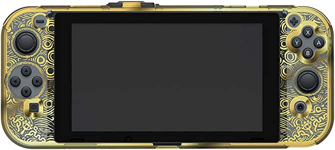 HORI 任天堂 Switch 优质金塞尔达保护膜 - 任天堂开关