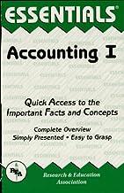 Accounting I Essentials (Essentials Study Guides Book 1) (English Edition)