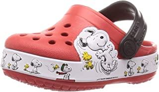 Crocs 卡骆驰 凉鞋 卡洛驰FAN Love 史努比 伍德斯托克 儿童洞洞鞋