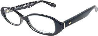 Kate Spade 女士黑色灰色图案眼镜 LISANNF-S30-50