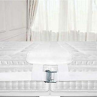 床桥,双人床至特大号床转换器套件,特大号床垫延长套件,用于填充*泡沫衬垫和连接带,适用于客房和家庭房。(20 厘米/7.87 英寸)