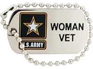 女老兵 - 优质,专业设计的 PIN - 1.25 英寸(约 3.18 厘米)
