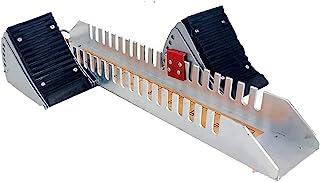 HOTSTORE 起动块,Athletics 学术起动块,多功能起动块铝,适用于塑料跑道 Cinder 轨道