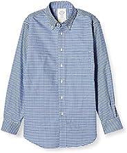 FLEXJAPAN 男士 牛津布衬衫 纯棉 BD 免烫处理 DOCW00