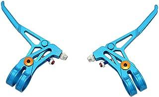KCNC V6 全数控加工山地车制动杆,66g,蓝色,SK2125