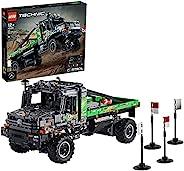 LEGO 乐高 Technique 梅赛德斯-奔驰 Zetros 全轮驱动卡车 42129