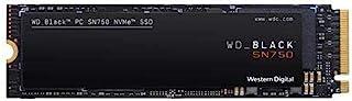 Western Digital WD_BLACK 固态硬盘 2TB SN750 NVMe