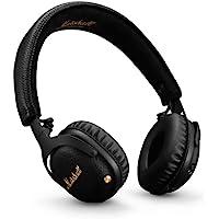 Marshall 马歇尔 Mid A.N.C. 带蓝牙有源降噪耳机-黑色