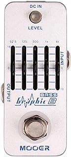 MOOER 低音图案 B 均衡器踏板