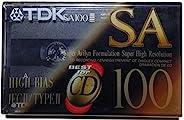 TDK SA-100 IEC II/TYPE II 高偏距