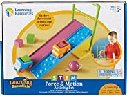 Learning Resources STEM力量与运动活动套装,20件