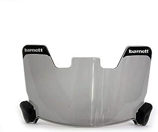 Barnett 足球和长曲棍球头盔眼罩/遮阳板,染色