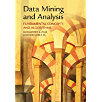 Data Mining and Analysis: Fundamental Concepts and Algorithm…