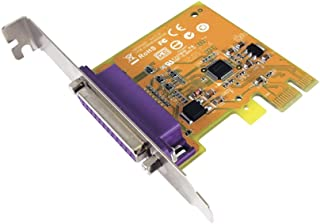 SUNIX 1-端口 IEEE1284 并行PCI Express Board 型号 PAR6408A+L