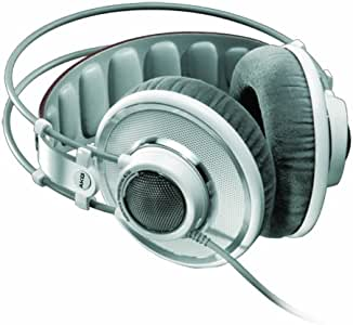 AKG 开放式参考级耳机 K701