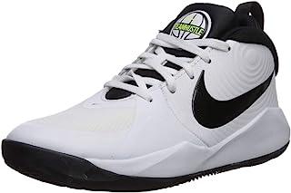 Nike 中性款儿童 Team Hustle D 9 (Gs) 篮球鞋