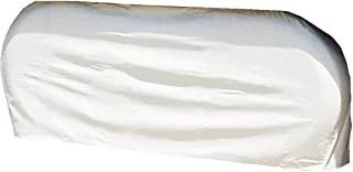 ADCO 白色双轴轮胎格栅车轮套 27 Inch to 29 Inch 白色 3923