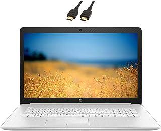HP 惠普 2021 *新高级笔记本电脑, 17.3 英寸全高清1080P IPS 屏幕, * 11 代英特尔酷睿 i5-1135G7(Beat i7-1065G7), 32GB RAM, 1TB SSD, HDMI, Wi-Fi, 网络摄像...