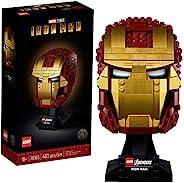LEGO 乐高 漫威超级英雄 钢铁侠头盔 76165
