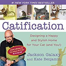 Catification: Designing a Happy and Stylish Home for Your Cat (and You!) (English Edition)