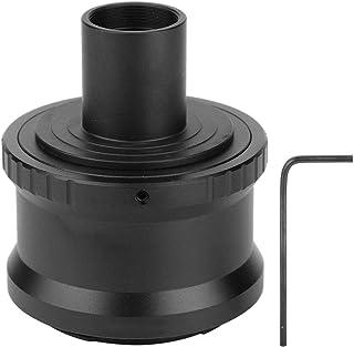 Qiilu 相机显微镜适配器环,T2-NEX,适用于 Sony NEX安装相机显微镜适配器环