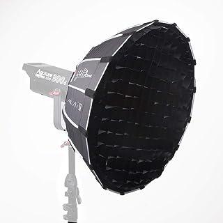 Aputure Light Dome Mini II 软盒闪光扩散器适用于轻风暴120和COB 300系列Bowens 安装 LED 灯
