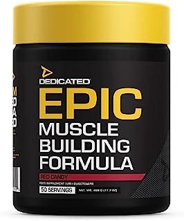 Dedicated Nutrition Epic™ 一体化*再生 488 克(红色糖果)