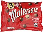 Maltesers 袋裝巧克力, 每袋111克 - 8袋裝