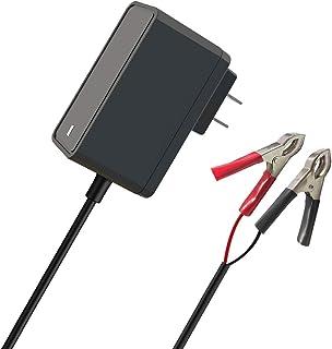 Bouge 12 伏密封铅酸 (SLA) 电池充电器兼容 12V ExperPower 电池,Mighty Max 电池,摩托车电池,汽车电池,备用电源,UPS,12V-14.8V 1.5A 电源