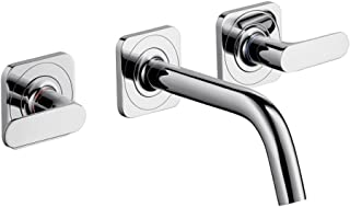 Hansgrohe Axor Citterio M Wall-Mounted Widespread Faucet