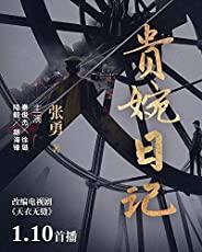 贵婉日记(电视剧《天衣无缝》影视原著)