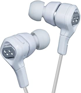 JVC HA-FR100X-SE 入耳式耳机 银色