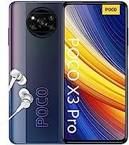POCO X3 PRO 智能手机 + 耳机